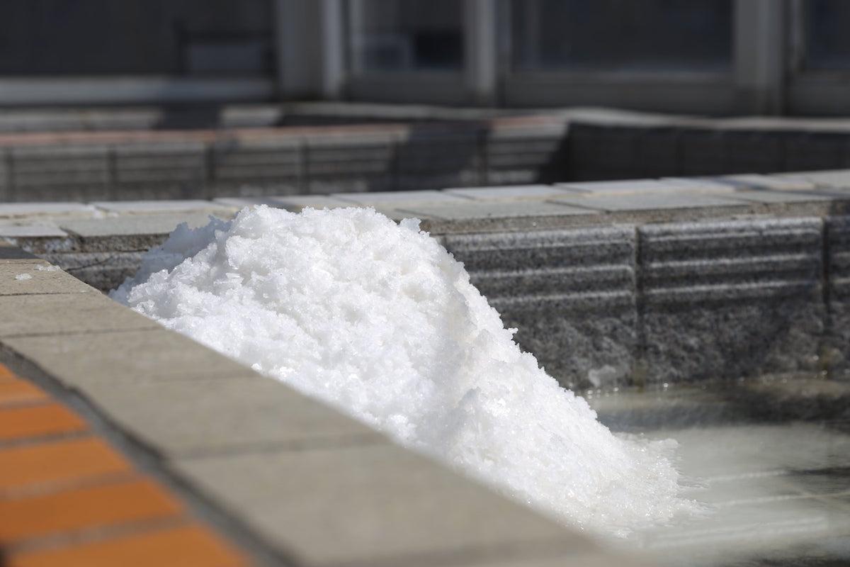 『粟国島の塩』のルーツを求めて 沖縄海塩研究所に潜入!