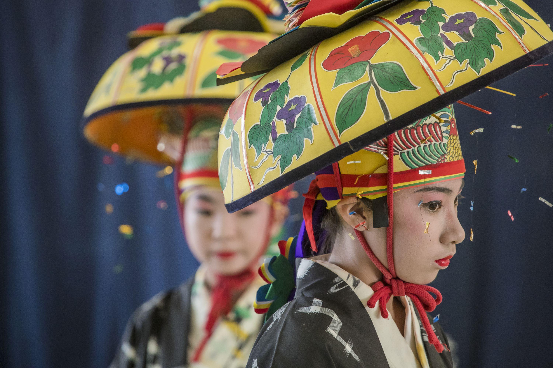 多良間島地域の歴史ある文化に触れる<br />多良間の八月踊り