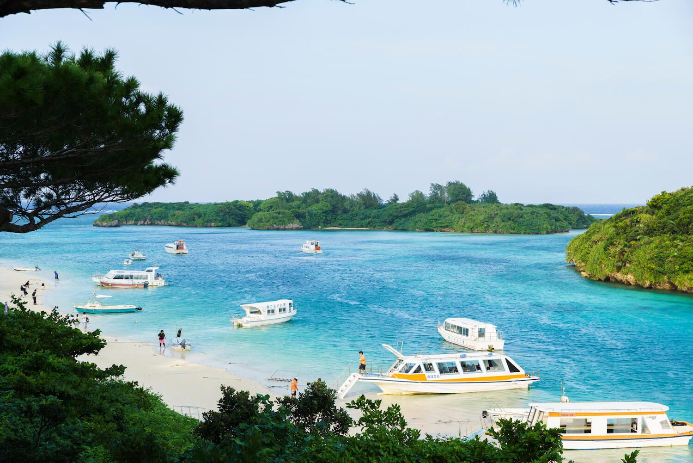 サンゴに囲まれた南の島で心洗われる充実の旅